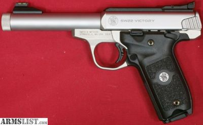 For Sale: S&W Victory 22 Threaded