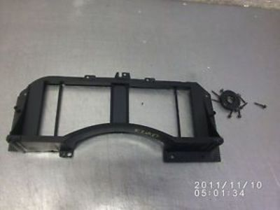 Purchase 90-93 Ford Mustang Gauge Cluster Black Trim Bezel & Screws 1991 1992 1993 1990 motorcycle in Franklin, Indiana, United States, for US $12.99
