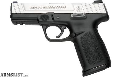 For Sale: Smith and Wesson SD9VE 9mm pistol, NEW!