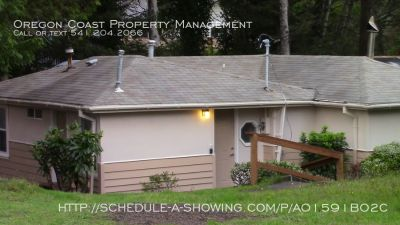 Amazing Triple Lot privacy plus creek home 1 block from the beach