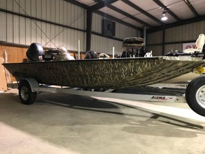 2018 Alumacraft MV 1860 AW SC Fishing Boats Newberry, SC