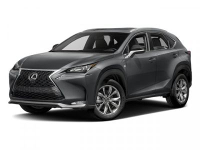 2017 Lexus NX NX Turbo F Sport (ULTRA WHITE)
