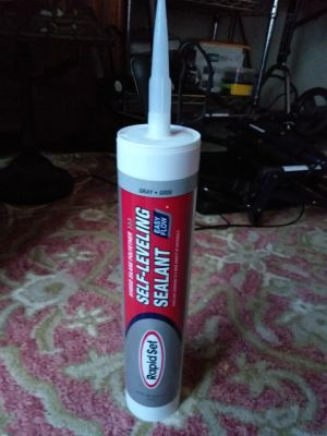 Rapid Set Sealant