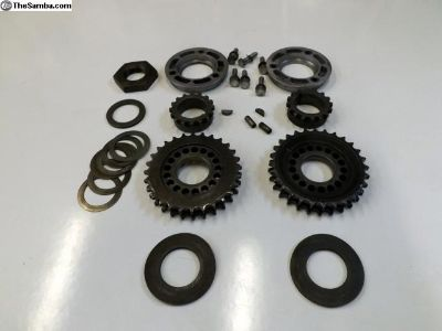 Porsche 911 Chain Case Parts