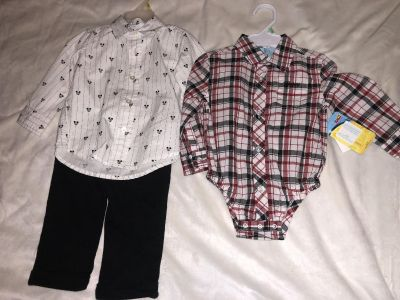 Mickey themed outfit/shirt