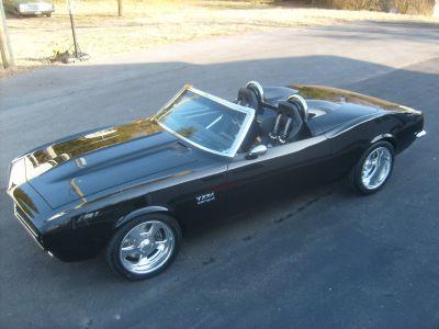 67 Camaro custom Speedster