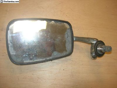 Driver side rear view mirror