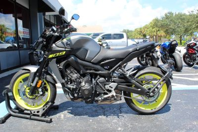 2018 Yamaha MT-09 Sport Motorcycles Lake Park, FL