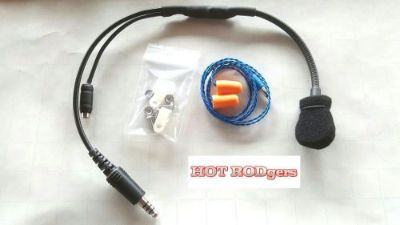 Sell Race Car Radio Helmet Harness Combo w/Challenger II Earbuds IMSA motorcycle in Tampa, Florida, United States, for US $159.99