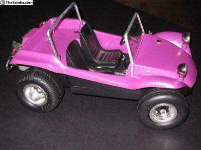 Cox Dune Buggy Gas Powered Original box