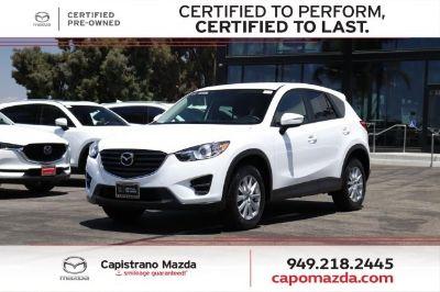 2016 Mazda CX-5 (Crystal White Pearl Mica)
