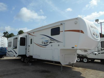 2009 Heartland 3500 RL BIG COUNTRY