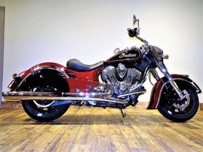 2017 Indian Chief Classic Cruiser Motorcycles Saint Paul, MN