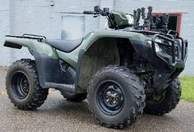 2015 Honda FourTrax Foreman 4x4 ES EPS Utility ATVs Brilliant, OH