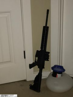 For Sale: AR-15 trade for AR-10 with Cash