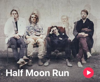 Half Moon Run concert tickets TONIGHT