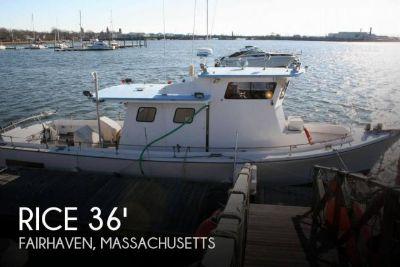 1961 Rice 36 Charter/Tuna