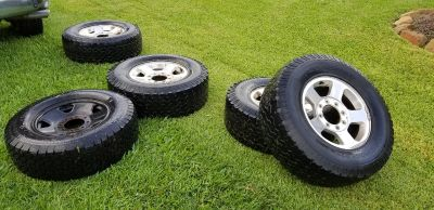 tires for sale $200 obo