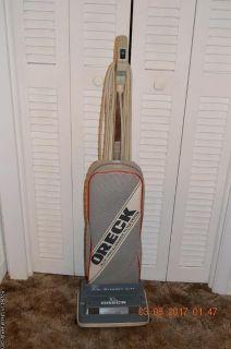 Oreck XL Vacuum +3 free bags