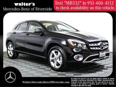 2019 Mercedes-Benz GLA GLA 250 (Night Black)