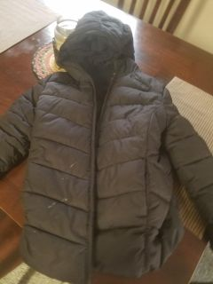 childrens place heavy winter jacket