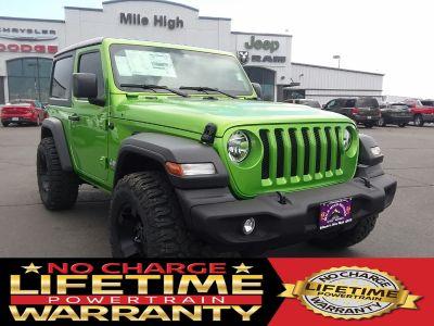 2018 Jeep Wrangler SPORT 4X4 ()