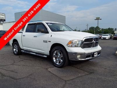 2018 Ram 1500 and