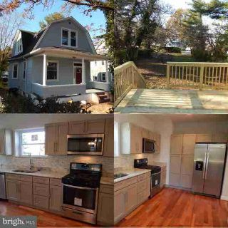 5014 Catalpha Rd Baltimore, Stunning Four BR Four BA renovation