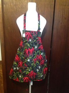 Hot chili pepper with adjustable neck
