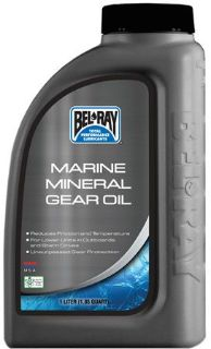 Sell BeL-Ray 99735-Bt1 Marine Gear Oil 1 Liter Replaces Merc Lube High Performance motorcycle in Loudon, Tennessee, United States, for US $8.50