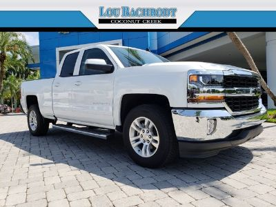 2019 Chevrolet Silverado 1500 LD LT (SUMMIT WHT)