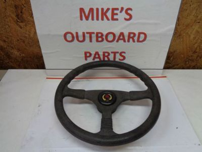 "Purchase NEW TELEFLEX. 3 SPOKE STEERING WHEEL ""A"" 13.5 DIAM. 3.5"" DEEP@@CHECK THIS OUT@@@ motorcycle in Atlanta, Georgia, United States, for US $49.99"
