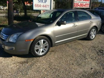 2008 Ford Fusion 4dr Sdn I4 SEL FWD
