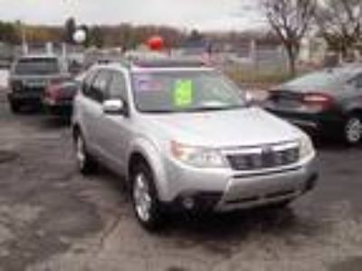 Used 2009 SUBARU FORESTER For Sale