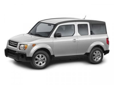 2008 Honda Element EX-P (Galaxy Gray Metallic)