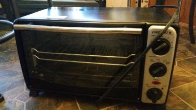 New / Euro Pro X Toaster Oven