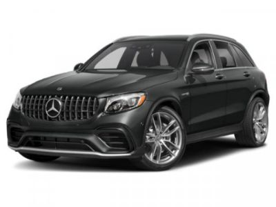2019 Mercedes-Benz GLC AMG GLC 63 4MATIC (Selenite Grey Metallic)
