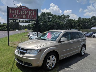 2009 Dodge Journey R/T (Gold)