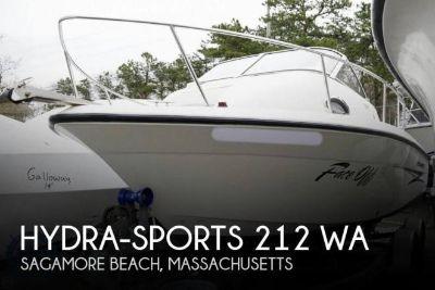 2008 Hydra Sports 212 WA