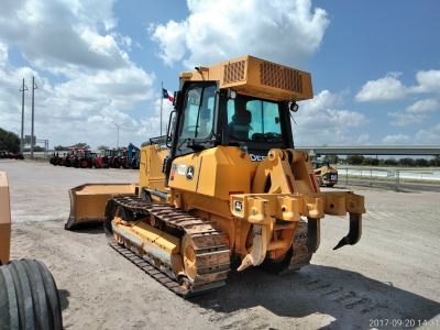 2014 John Deere Construction 650K XLT