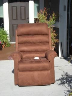 Power Lift Recliner for Tall Person