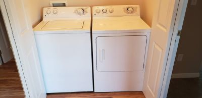 GED Washer/Dryer Set