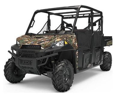 2019 Polaris Ranger Crew XP 900 EPS Side x Side Utility Vehicles Brazoria, TX