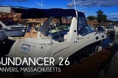 2007 Sea Ray Sundancer 260
