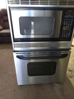 27 in BUILT-IN MICROWAVE OVEN