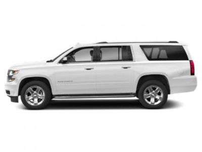 2019 Chevrolet Suburban LS (Summit White)
