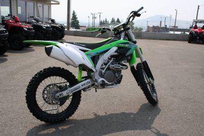 2016 Kawasaki KX450F Motocross Motorcycles Butte, MT