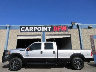 2012 Ford F250 4x4 CREW CAB F250 4X4 CREW CAB 6.7L DIESEL