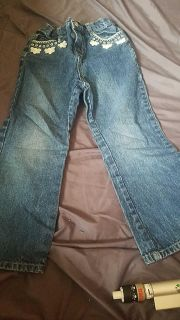 5 5t faded glory jeans pants