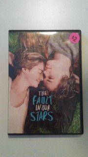 Fault In Our Stars DVD